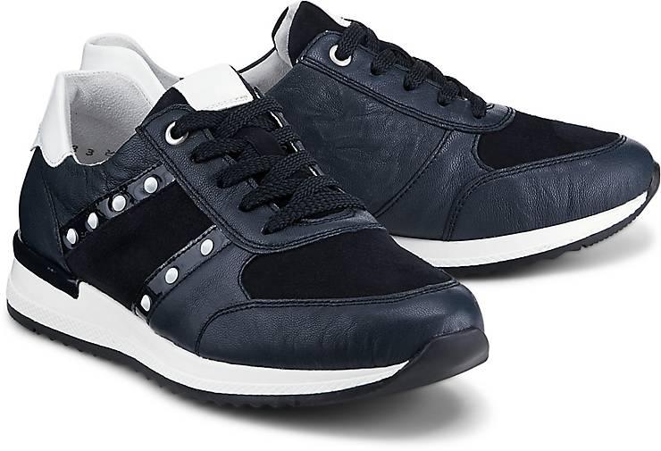 Low Kaufen In Trend Blau Sneaker Remonte dunkel Schnürer Sportliche sneaker KJ3Fcu1Tl