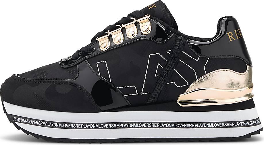 Replay Platform-Sneaker DAYTRIPPER