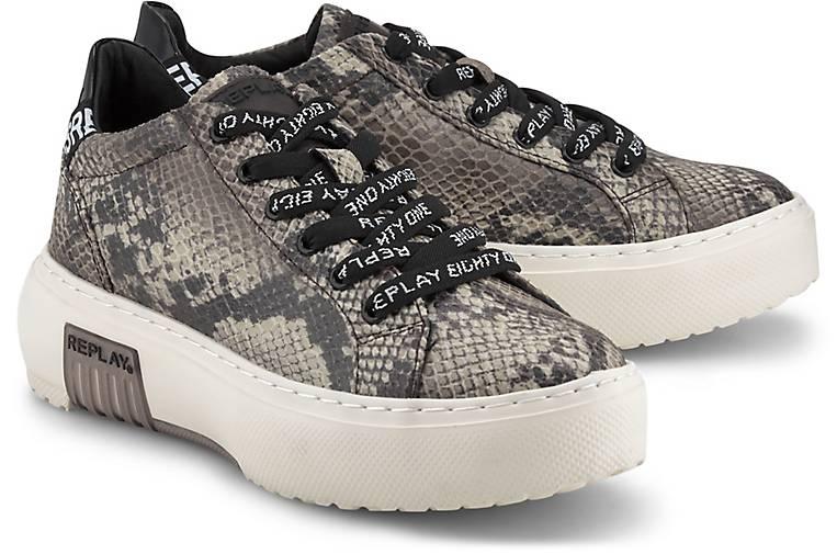 Replay Platform-Sneaker FINAL