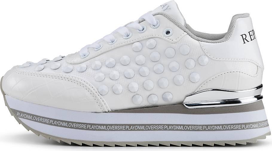 Replay Platform-Sneaker NARCISSUS