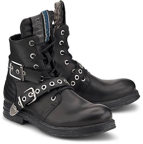 Replay Schnür-Boots LEAF