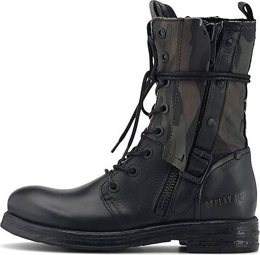 Replay Schnür-Boots SADE - DARLING