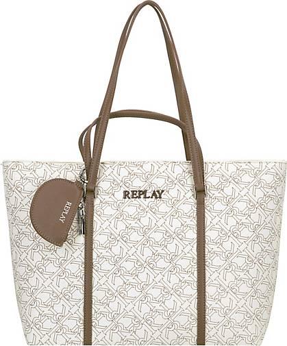 Replay Shopper Tasche 34 cm