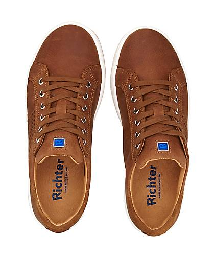 cheap for discount 161bf 659bc Leder-Sneaker