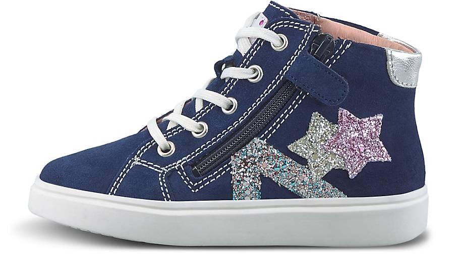 Richter Velours-Sneaker FLORA
