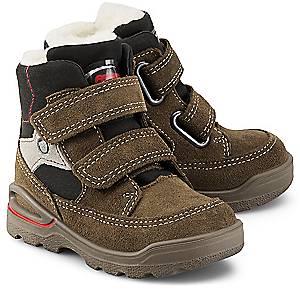 Ricosta, Klett-Boots Jim in mittelbraun, Stiefel für Jungen