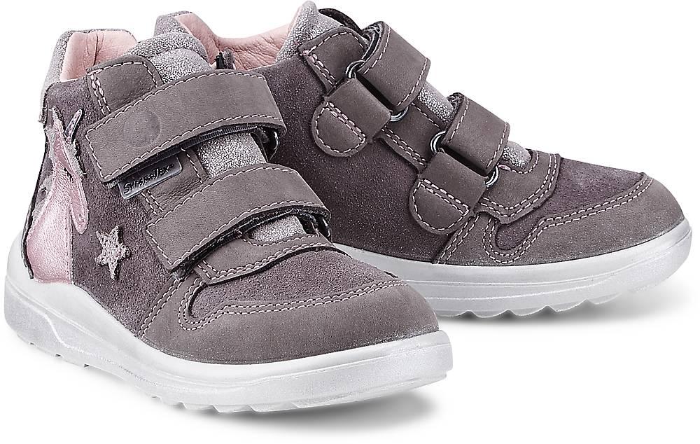 Klett-Sneaker Fanny von Ricosta in grau für Mädchen. Gr. 25,26,29,30,31,32 Preisvergleich