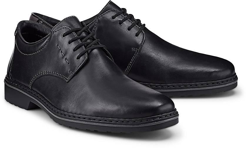Rieker Business-Schnürer in schwarz kaufen - 47013501 GÖRTZ Gute Qualität beliebte Schuhe
