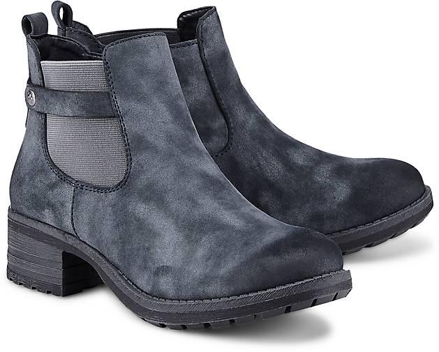 Rieker Chelsea-Boots in blau-dunkel kaufen - 45647602   GÖRTZ 43fc8962a3