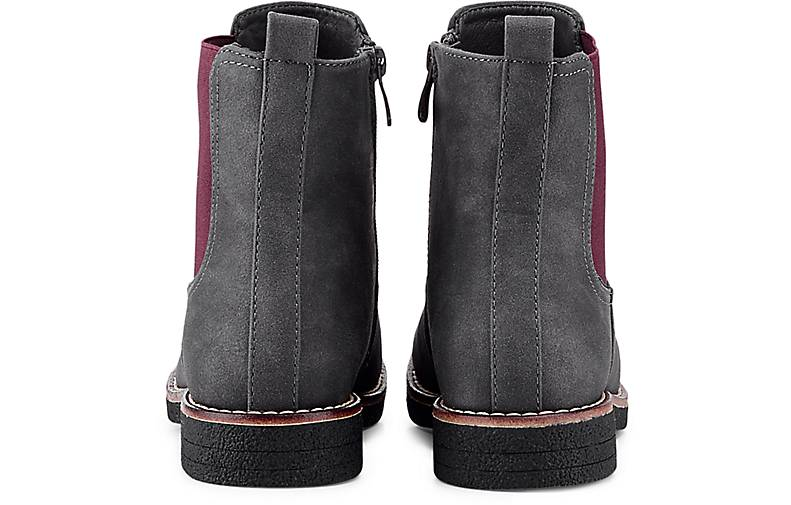 Rieker Chelsea Boots dunkelgrau | GÖRTZ 47672501 AfmKu