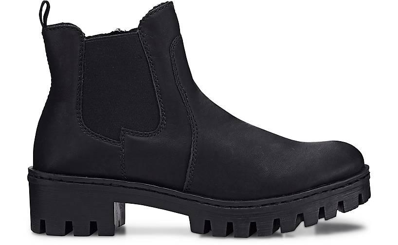 Rieker Chelsea Boots schwarz | GÖRTZ 46719601 gNJIU