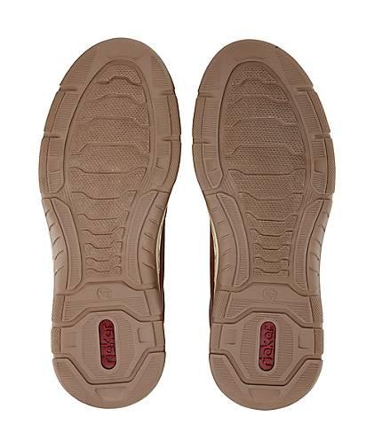 Rieker Freizeit-Schnürer in | braun-hell kaufen - 47014501 | in GÖRTZ Gute Qualität beliebte Schuhe 1daaa1