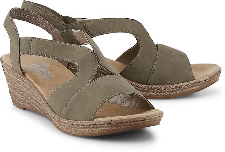 Premium-Auswahl großer Verkauf Neueste Mode Keil-Sandalette