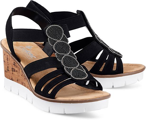 Rieker Keil-Sandalette