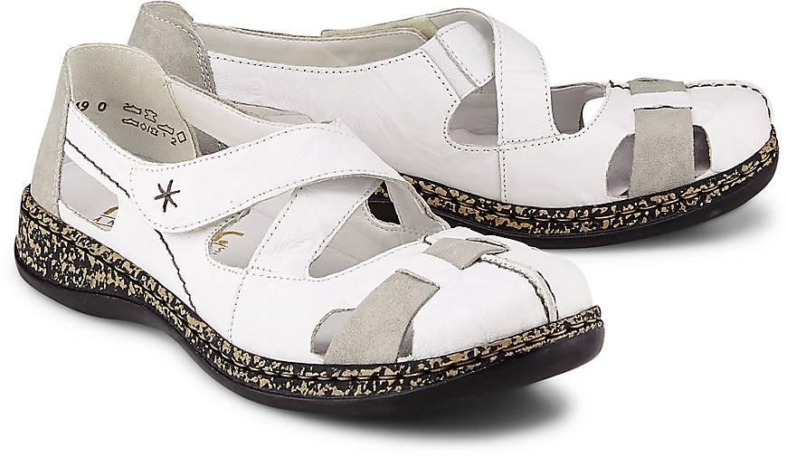 Komfort Weiß Komfort Komfort Damen ballerina Weiß Damen ballerina ballerina Weiß Damen AqE6Tvnw
