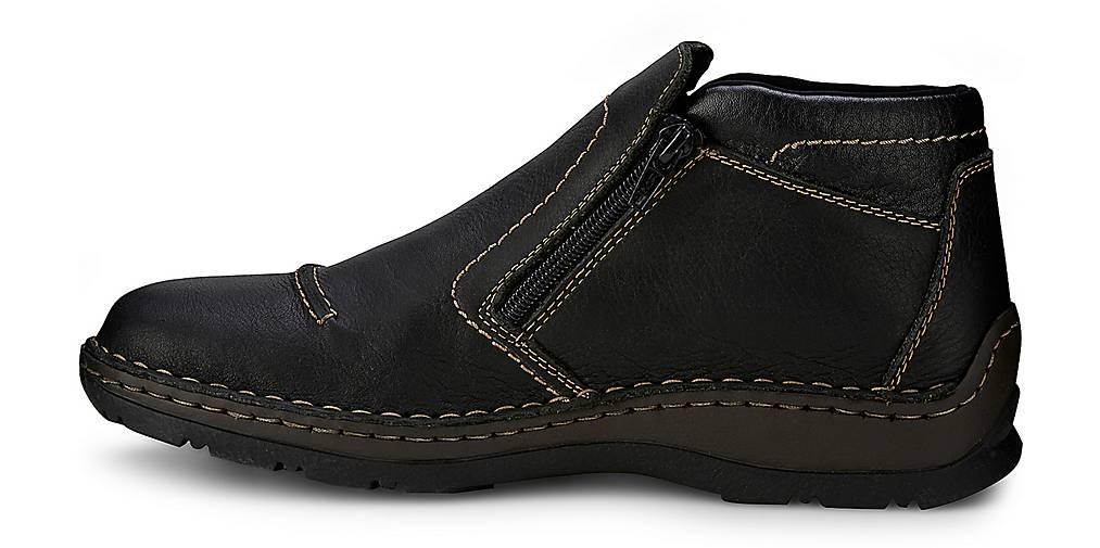 Rieker GÖRTZ Komfort-Boots in schwarz kaufen - 42327501 | GÖRTZ Rieker Gute Qualität beliebte Schuhe ad1d46
