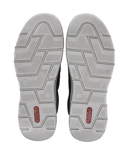 Rieker Komfort-Slipper in blau-dunkel GÖRTZ kaufen - 47520701 | GÖRTZ blau-dunkel Gute Qualität beliebte Schuhe eaa987