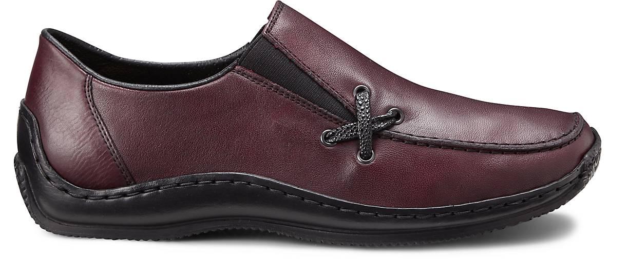 Rieker Komfort-Slipper in bordeaux kaufen - 45485901 GÖRTZ Gute Qualität Qualität Qualität beliebte Schuhe 9cfb77