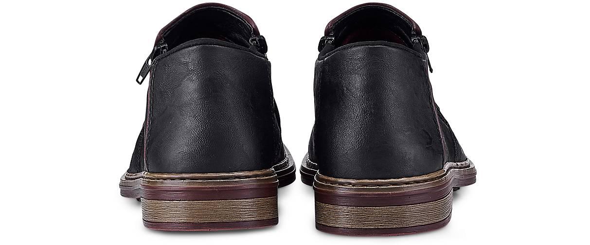 Rieker Komfort-Slipper in in in schwarz kaufen - 47733301 GÖRTZ Gute Qualität beliebte Schuhe 791c6e