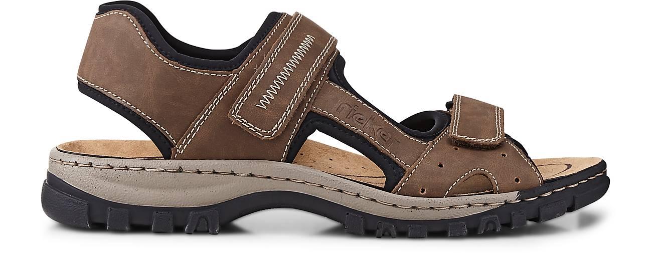 Rieker Outdoor-Sandale in braun-mittel kaufen - 46356602 GÖRTZ GÖRTZ GÖRTZ Gute Qualität beliebte Schuhe b29133