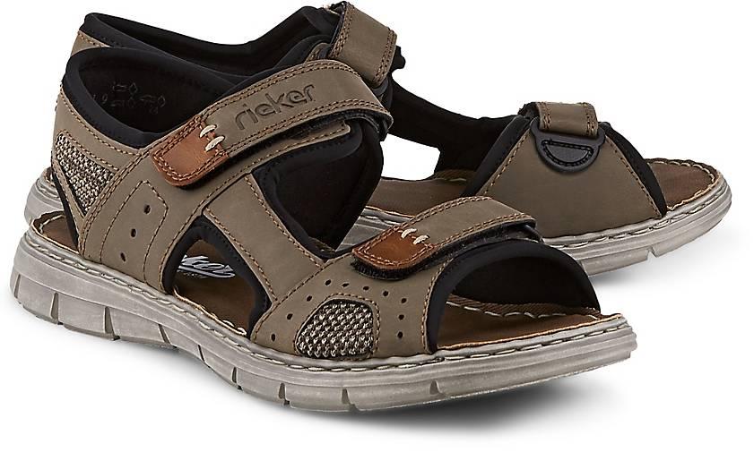 241bbf5bc74c14 Rieker Outdoor-Sandale in khaki kaufen - 48405301
