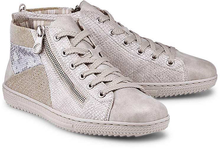 Rieker Pastell-Sneaker