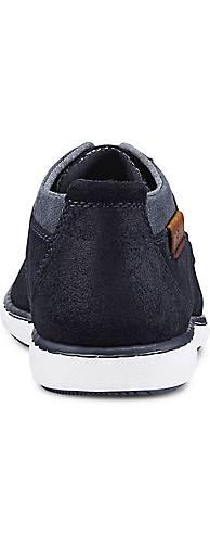 Rieker Schnür-Stiefelette in   blau-dunkel kaufen - 46031201   in GÖRTZ Gute Qualität beliebte Schuhe 165f4f
