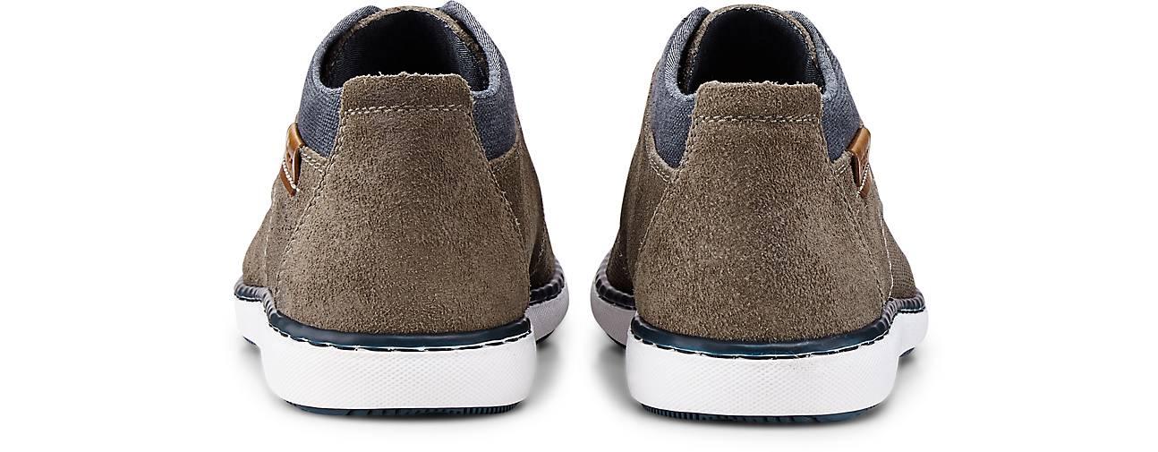Rieker GÖRTZ Schnür-Stiefelette in taupe-hell kaufen - 46031202 | GÖRTZ Rieker Gute Qualität beliebte Schuhe 4c7c24