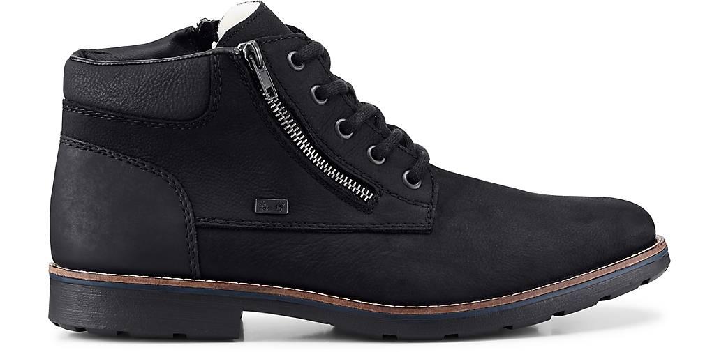 Rieker Schnürer CASAWeiß in schwarz schwarz in kaufen - 47733401 GÖRTZ Gute Qualität beliebte Schuhe 871f73