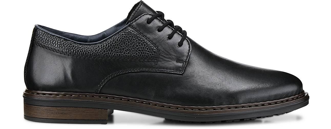 Rieker Schnürer CLARINO in schwarz kaufen - Qualität 47520501 | GÖRTZ Gute Qualität - beliebte Schuhe 05a6a0