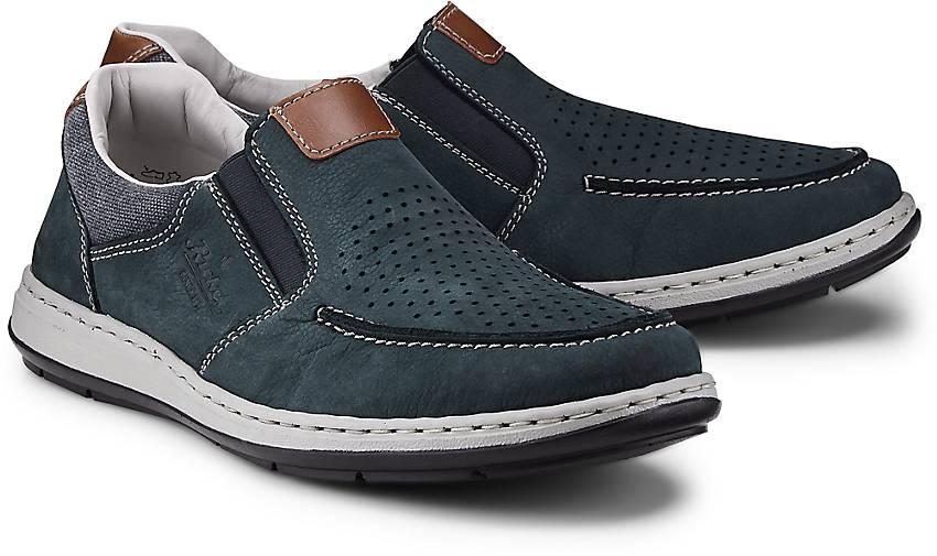 Rieker Slipper JAIPUR in blau-dunkel kaufen - 47214801 GÖRTZ Gute Qualität beliebte Schuhe