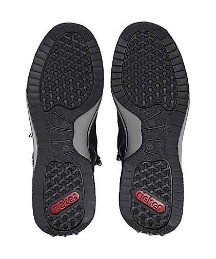 Rieker - Sneaker-Boots in schwarz kaufen - Rieker 46720801 | GÖRTZ Gute Qualität beliebte Schuhe 6a9891