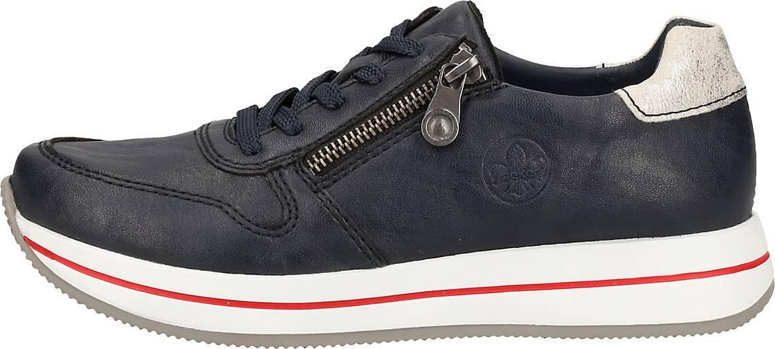 Rieker Sneaker dunkelblau | GÖRTZ 92216901 BW6nK