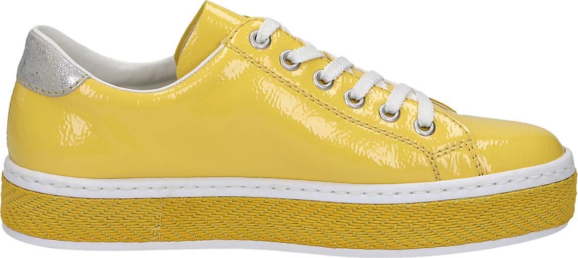 Rieker Sneaker gelb | GÖRTZ 92220301