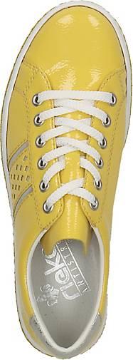 Rieker Sneaker gelb | GÖRTZ 92220301 CJGHW