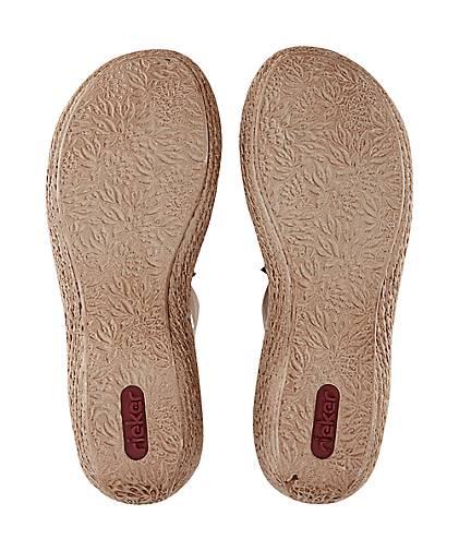 Rieker Sommer-Sandale Sommer-Sandale Sommer-Sandale in taupe kaufen - 47242601 GÖRTZ Gute Qualität beliebte Schuhe f03cbe