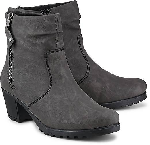 f0ee3190c3dbac Rieker Trend-Stiefelette in grau-hell kaufen - 47671701