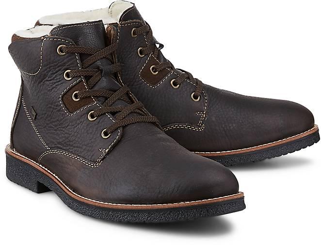 dunkel Winterstiefel Michigan Boots Kaufen In Rieker Braun boots Winter y7g6fb