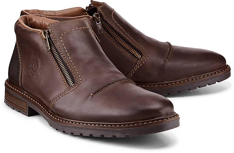 Rieker Winter Boots RAMON braun dunkel | GÖRTZ 47736301 JqnOq