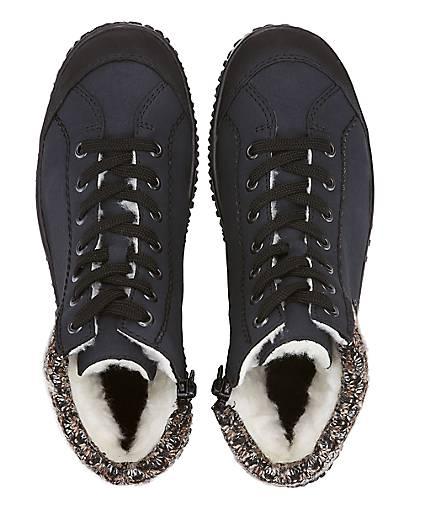Rieker Winter-Stiefel in blau-dunkel kaufen - 47678501 | GÖRTZ Gute Gute Gute Qualität beliebte Schuhe db98b8