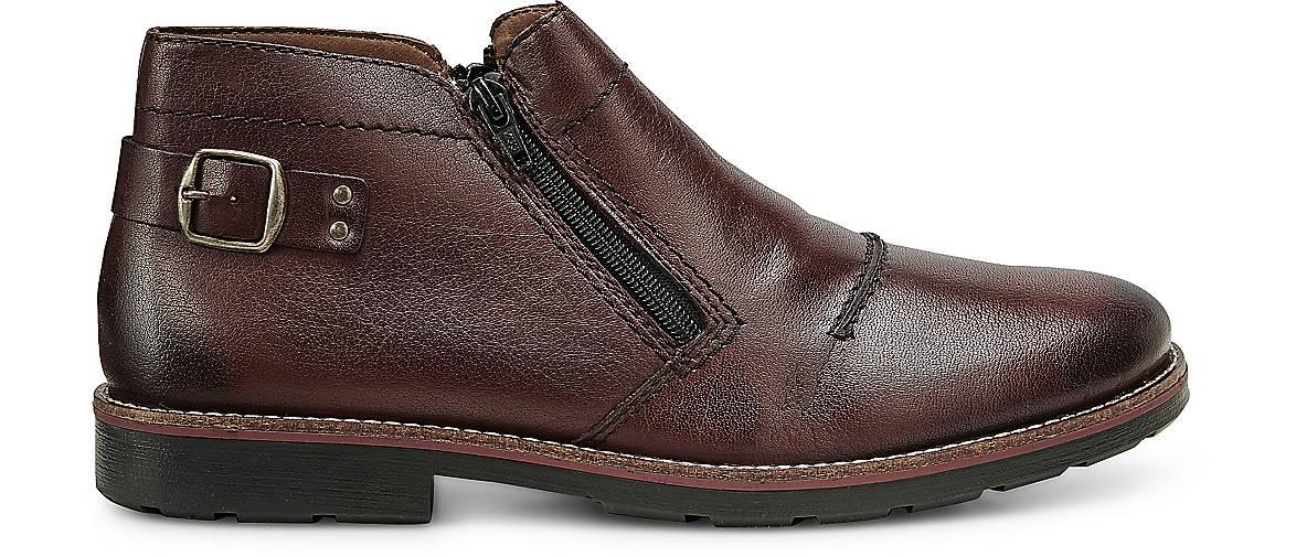 Rieker Winter-Boots in braun-dunkel kaufen Gute - 44542301 | GÖRTZ Gute kaufen Qualität beliebte Schuhe 12bf66