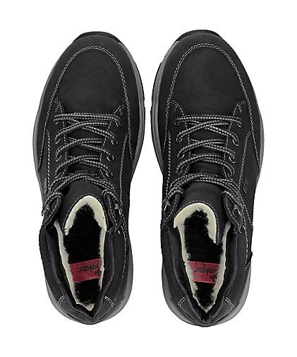 Rieker Winter-Stiefel NABLUS in schwarz kaufen - 47731901 | | | GÖRTZ Gute Qualität beliebte Schuhe badd5f