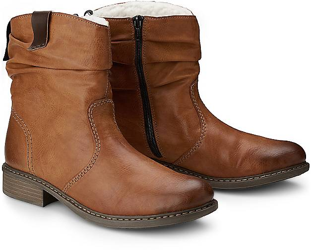 brand new d92f2 1e809 Winter-Stiefelette