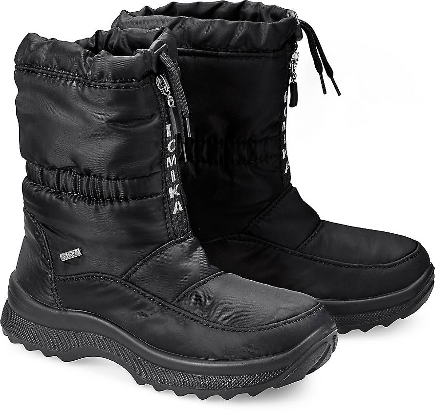 romika winter boots alaska winterstiefel schwarz goertz. Black Bedroom Furniture Sets. Home Design Ideas
