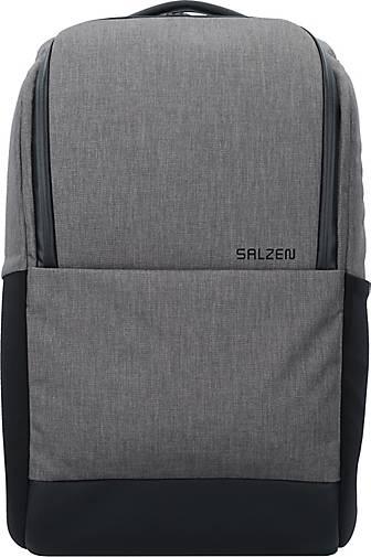 SALZEN Daypack Rucksack 28 cm Laptopfach RFID