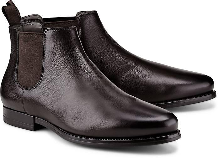 Santoni Chelsea-Boots in braun-dunkel kaufen - 47652601  fe684fb07b5