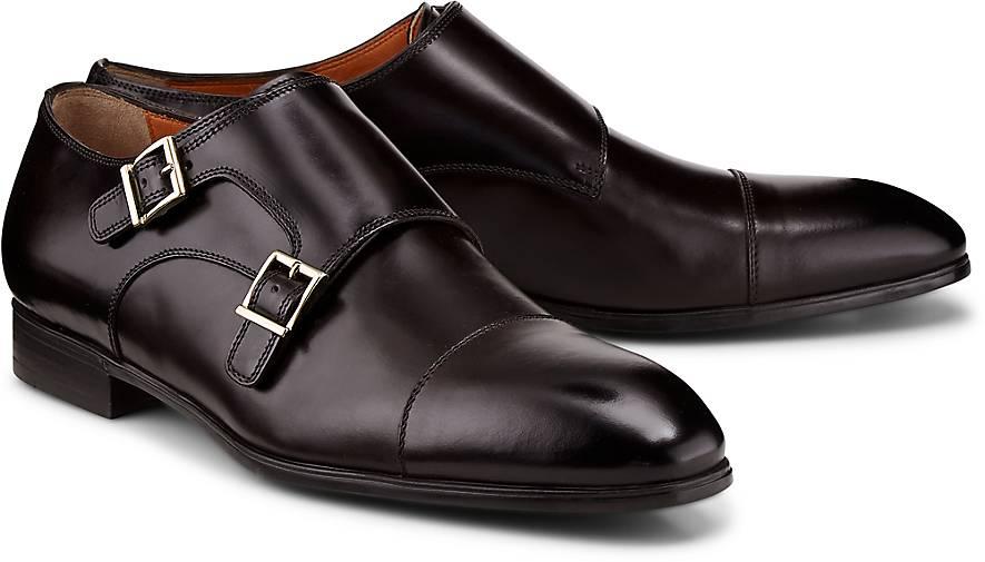 Santoni Double-Monk-Slipper in in in braun-dunkel kaufen - 47651501 GÖRTZ Gute Qualität beliebte Schuhe 2d4f9e