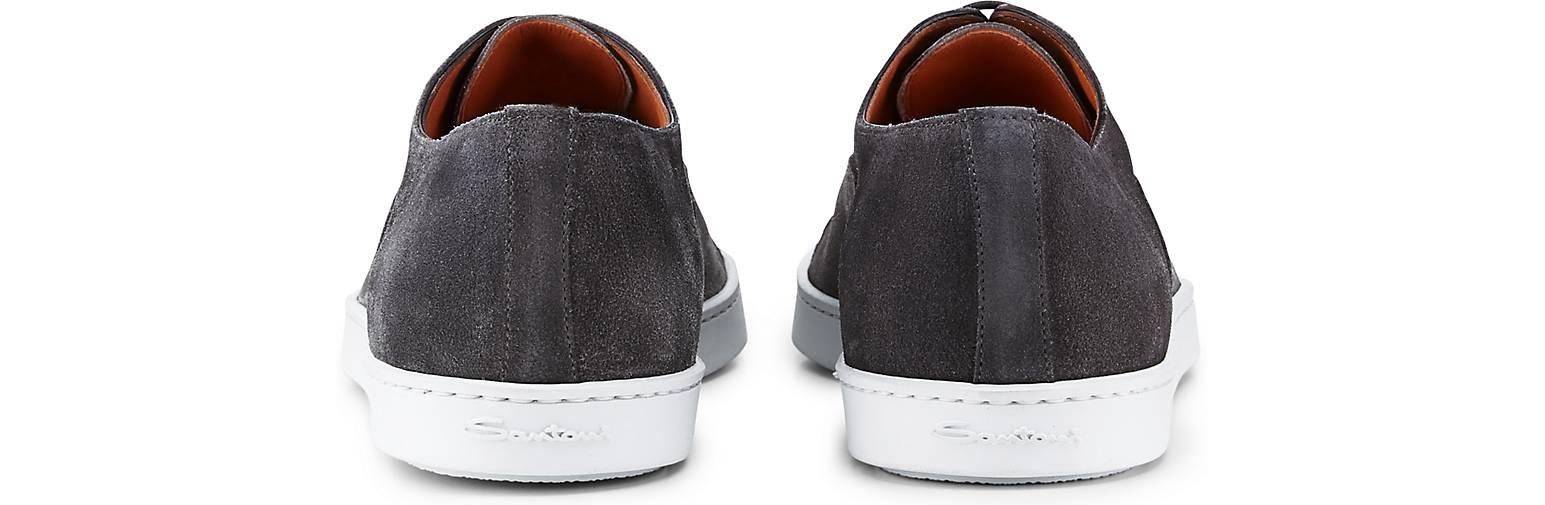 Santoni Freizeit-Schnürschuh in taupe kaufen - 48208601 GÖRTZ GÖRTZ GÖRTZ Gute Qualität beliebte Schuhe f10413