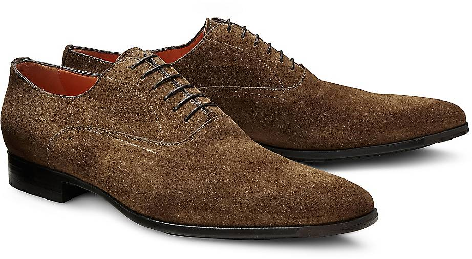 new style d32be 3b014 Oxford-Schnürschuh