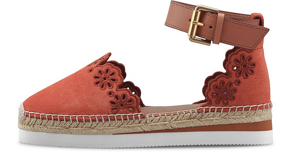 See by Chloé Luxus-Espadrille GLYN